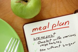 psmf diet recommended meal plan