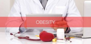 rapid fat loss obesity doctor checking computer