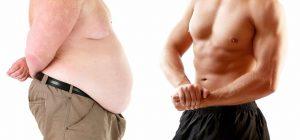 avant et après un homme après avoir fait psmf perte rapide rapide