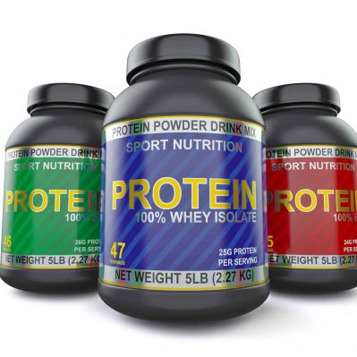 Best tasting protein powder supplement containers