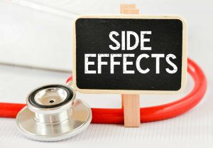 shows a doctor and side effects of sr9009