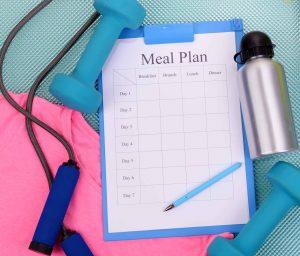 Jillian Michaels 30 day shred Meal Plan